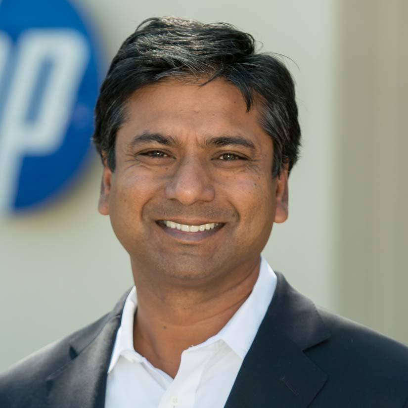 Manish Goel - Senior Vice President and General Manager, HP Storage